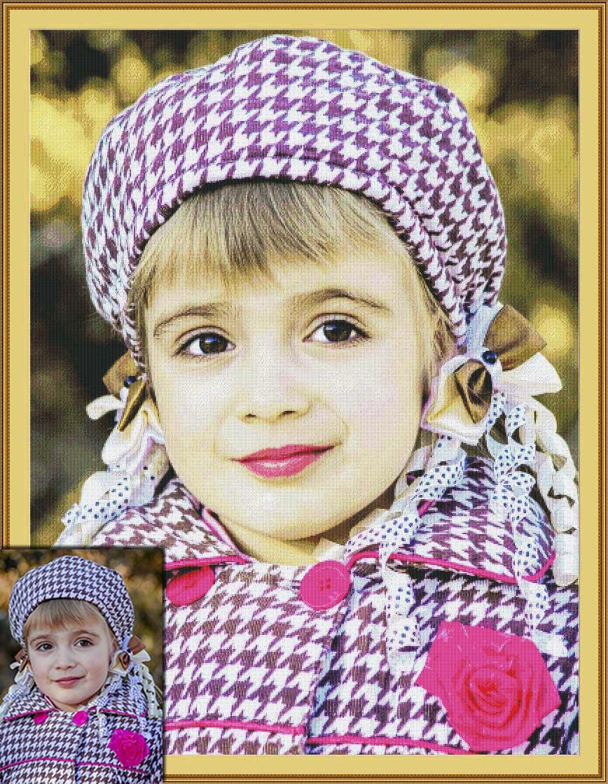 Фото девушек с русым цветом